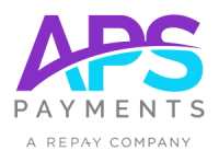APS Payments - A REPAY COMPANY Logo