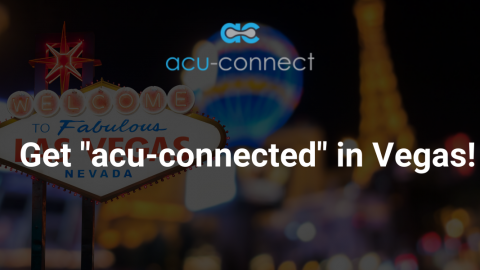 acu-connecting at Summit!